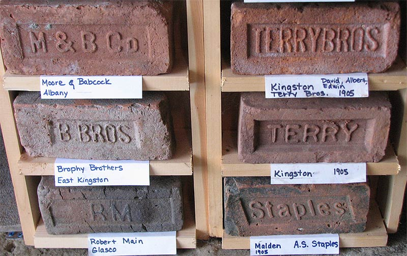 Hudson River Brick Collection