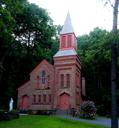 Our Lady of Mercy Chapel, Roseton