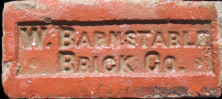 WEST BARNSTABLE BRICK COMPANY