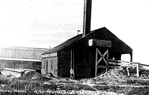 WEST BARNSTABLE BRICK COMPANY power House